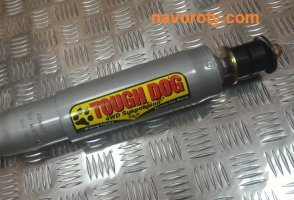 Амортизатор рег 050-75мм перед Nissan Y60/Y61 ToughDog (BMX1047/2)